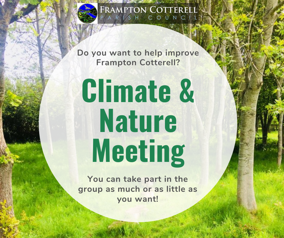 Climate & Nature Meeting – Join Us!